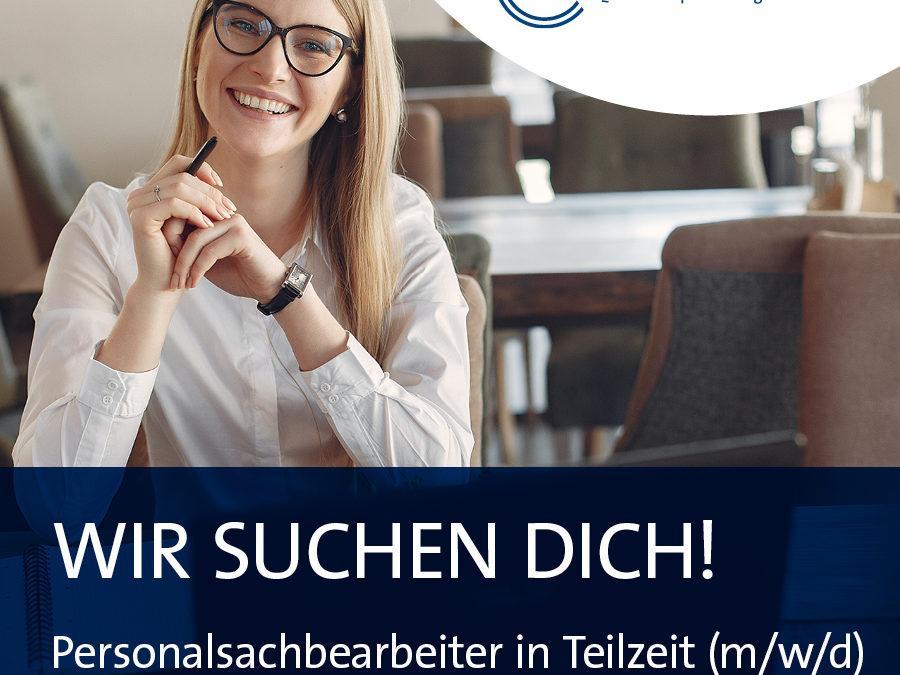 Personalsachbearbeiter in Teilzeit (m/w/d)